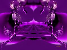 Purple Passion by helene