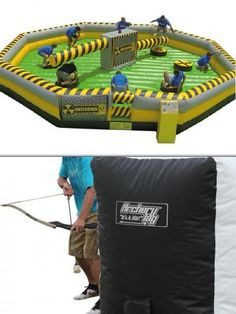 Rent tents, inflatable water slides and bounders from Merry Makers to make your events more fun. They also have obstacle courses and interactive games for rent. Check out their bouncy house rentals now.