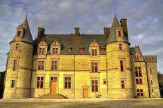 Chateau de Ravalet, Cherbourg, France