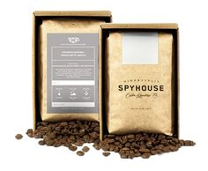 Mistobox Coffee: Subscription boxes or whole artisanal beans by the pound. Awesome gift!