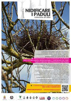 concorso di idee Nidificare i Paduli  http://www.parcopaduli.it/parco/abitareipaduli/laboratori/nidificareipaduli.html