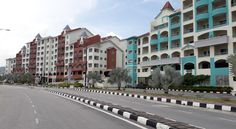 Marina Island Pangkor Resort & Hotel Lumut Located opposite Pangkor Island, Marina Island Pangkor Resort & Hotel features suites with flat-screen TVs. Views of Melaka Sea or the lagoon can be enjoyed from the suites' balconies.