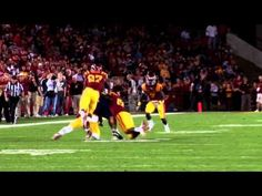 Texas Tech Hit Tape #CountdowntoKickoff  #CycloneFB