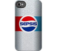 Sepsis iPhone Case by Ross Robinson