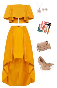 """Untitled #445"" by cool-julija ❤ liked on Polyvore featuring Lipsy and Valentino"
