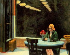 Edward Hopper is a featured artist in The Figurative Artist's Handbook by Robert Zeller @robzellerart and Monacelli Press. Hopper studied under Robert Henri and began his career as an illustrator. He went on to become a prominent American realist painter and printmaker. While he was most popularly known for his oil paintings he was equally proficient as a watercolorist and printmaker in etching. Both in his urban and rural scenes his spare and finely calculated renderings reflected his…