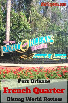 Port Orleans French