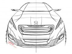 Peugeot Urban Crossover Concept: design story