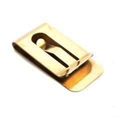 Brass Money Clip | Gifts for Men - Made in the USA | Owen & Fred