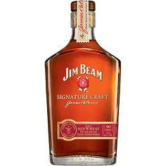 Packshot of Jim Beam® Signature Craft Red Wheat