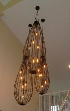 19 best eclectic chandeliers images on pinterest eclectic eclectic chandeliers aloadofball Gallery