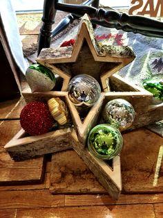 Birch star boxes.