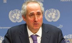 UN Deeply Concerned over Safety of 400,000 People in Raqqa, Syria