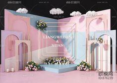 Decoration Chic, Backdrop Decorations, Backdrops, Wedding Decorations, Wedding Backdrop Design, Wedding Stage Design, Wedding Designs, Wedding Entrance, Wedding Wall