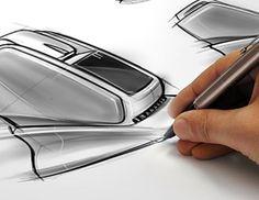 Arman Design sketches