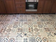 Linoleum ce imita gresia Tile Floor, Flooring, Texture, Rugs, Modern, Crafts, Home Decor, Surface Finish, Farmhouse Rugs