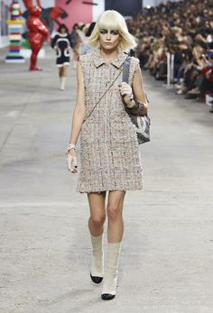 Ready-to-wear - Spring-Summer 2014 - Look 4 - CHANEL