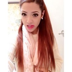 @Gabriella Denizot Denizot ♡ DeMartino I LUVV UR NEW HAIR COLOUR! your my idol and insperations and I love ur sister nikki and ur videos on YouTube!!!! Plz comment back and follow me! Xxxxxx.  Xx grace xX