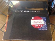 NEW SEALED BRUCE SPRINGSTEEN - THE COMPLETE ALBUM COLLECTION Bruce Springsteen: The Album Collection Vol. 1 1973-1984,' is a boxed set comprised of re... #collection #vinyl #album #complete #springsteen #bruce