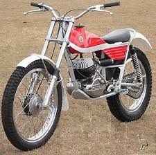 Bultaco Sherpa T. My third bike, beautiful.