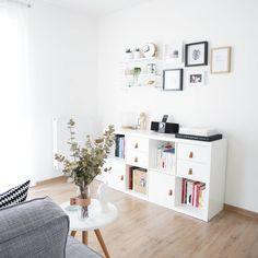 Ikea 'Kallax/Expedit' shelf @elodie.cl