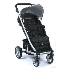 Valco Baby Zee Stroller - Midnight Black | ToysRUs Australia Mobile