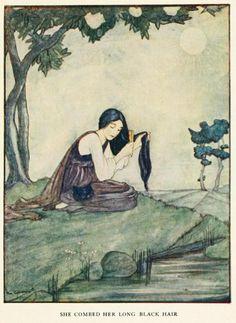 Rie Cramer (1887-1977). Grimm's fairy tales (c1922)