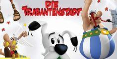 """Pointer verlost zweimal das Game """"Asterix - Die Trabantenstadt"""" für Nintendo 3DS. Der Kinofilm """"Asterix im Land der Götter"""" startet am 26. Februar in 3D."""