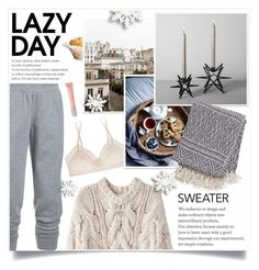 """Lazy Day"" by linmari ❤ liked on Polyvore featuring Eres, Burberry, Prada, Under Armour and House & Home"