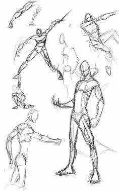 how to draw tutorials Anatomy Sketches, Anatomy Drawing, Drawing Sketches, Art Drawings, Human Figure Drawing, Figure Drawing Reference, Art Reference Poses, Figure Drawing Tutorial, Gesture Drawing