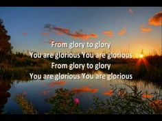 """My eyes are small but they have seen/ The beauty of enormous things/ Which leads me to believe/ There's light enough to see...  -David Crowder Band """"Everything Glorious"""""""