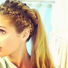 Double Braided - this would be perfect for basketball
