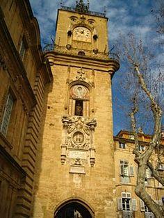 ✕ Aix-En-Provence Place de la Mairie