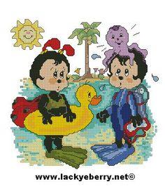 coccinelle lacky e berry