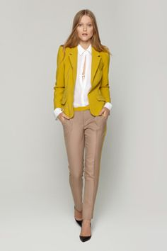 Adorable business outfit…o my god give this to me now