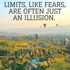Don't limit yourself with fears. 🙌👏👌   #MondayMotivation #Motivation