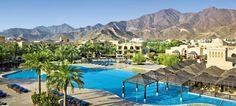Luxuskracher VAE: 7 Tage Fujairah im exklusiven 5* Resort schon für 340€ inkl. Frühstück, Flügen & Transfer