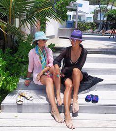 Summer Vibes  ST. Barth com ela @silviabraz  #summerdays #beachlife #stbarth #fhitsstbarth @fhits @conexaodestinos