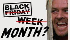 """Ma cosa hanno combinato?? C'era una volta un idea carina e il nome diceva già tutto """"Black Friday"""", il venerdì nero, per l'esattezza il quarto venerdì di novembre. Solo il nome aveva già un certo fascino. BLACK FRIDAY! Nata ovviamente in America, attorno agli anni 30, si tratta del venerdì Continua leggere >"""