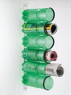 Prácticas ideas para reciclar botellas de agua o bebidas