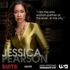 USA Network Original Series - Suits stars Patrick J. Adams as Michael Mike Ross and Gabriel Macht as Harvey Specter working at a law firm in NYC. Suits Tv Series, Suits Tv Shows, Boss Babe, Girl Boss, Donna Paulsen, Jessica Pearson, Suits Harvey, Suits Quotes, Harvey Specter Quotes