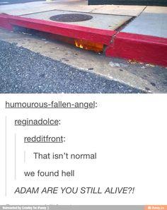 Supernatural is everywhere