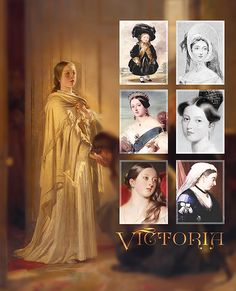 Queen Victoria was born on 5/24/1819, the daughter of Prince Edward, Duke of Kent, the fourth son of King George III. Both the Duke of Kent and King George III died in 1820, and Victoria was raised by her German-born mother Princess Victoria of Saxe-Coburg. She inherited the throne from her uncle at the age of 18.  Victoria married her first cousin, Prince Albert of Saxe-Coburg and Gotha, in 1840. She was the last British monarch of the House of Hanover, reigning 63 years.