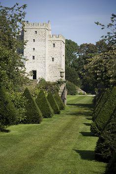 Sizergh Castle & Garden - Westmoreland, England