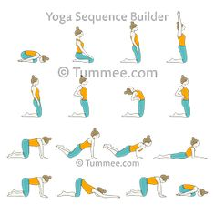 1 Hour Yoga - Gentle Hatha Flow Yoga Sequence For Better ...