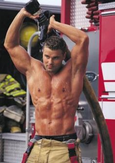 Carl, in all his arrogance, is also a volunteer fire fighter. Does it feel good to say I lost my virginity to a hot fireman? Yes. Does it feel good to know he dumped me for my best friend? No.
