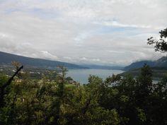 Lac d'Annecy vu de Duingt