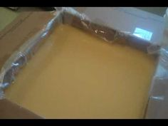 #goatvet likes this video - How To Make Soap. Step by Step Cold Process Goat Milk Soap with Shea Butter