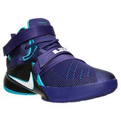 Boys\u0027 Grade School Nike Lebron Soldier 9 Basketball Shoes | Finish Line