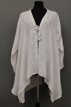 CHEYENNE SUMMER LINEN GAUZE ASYM COVER UP CARDIGAN JACKET WHITE PLUS SIZE 1X in Clothing, Shoes & Accessories, Women's Clothing, Coats & Jackets   eBay